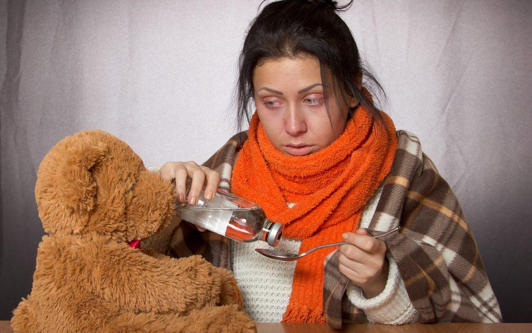 Osłabiona odporność u dzieci i dorosłych – Mikrokinezyterapia w praktyce.
